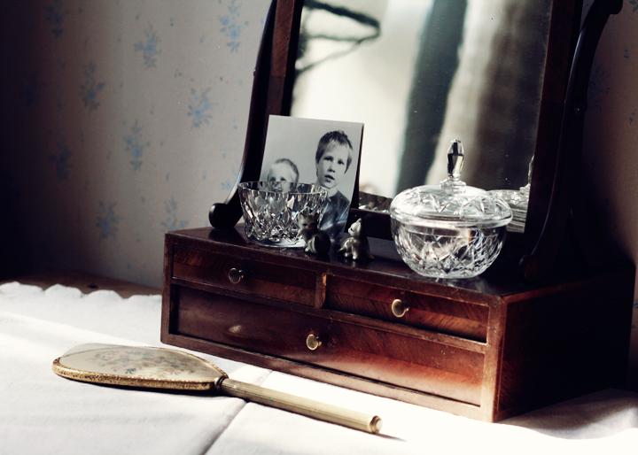 spegel sminkbord emmas vintage