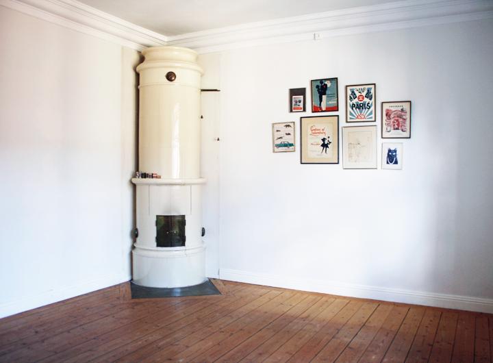 emmas vintage inredning apartment floor
