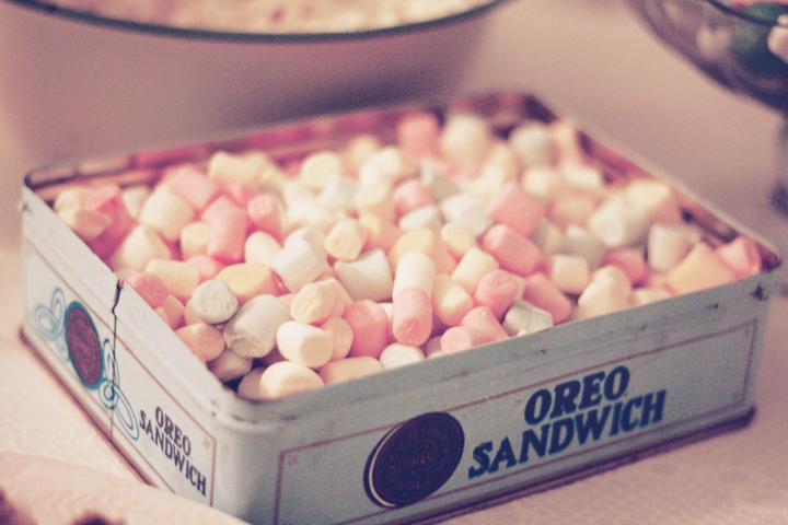 mashmallow godis