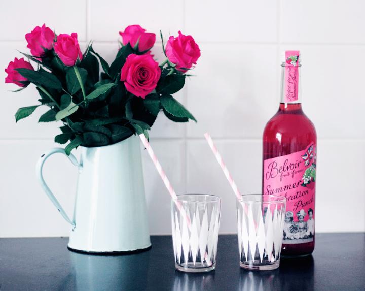 rosor lemonad inredning emmas vintage