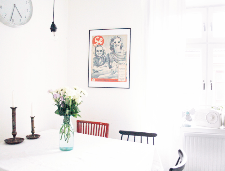tavla hemma hos emmas vintage