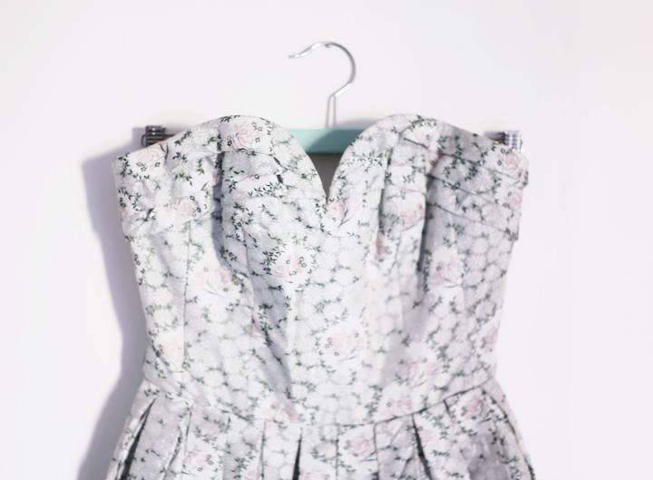klänning lyckliga gatan emmas vintage galge