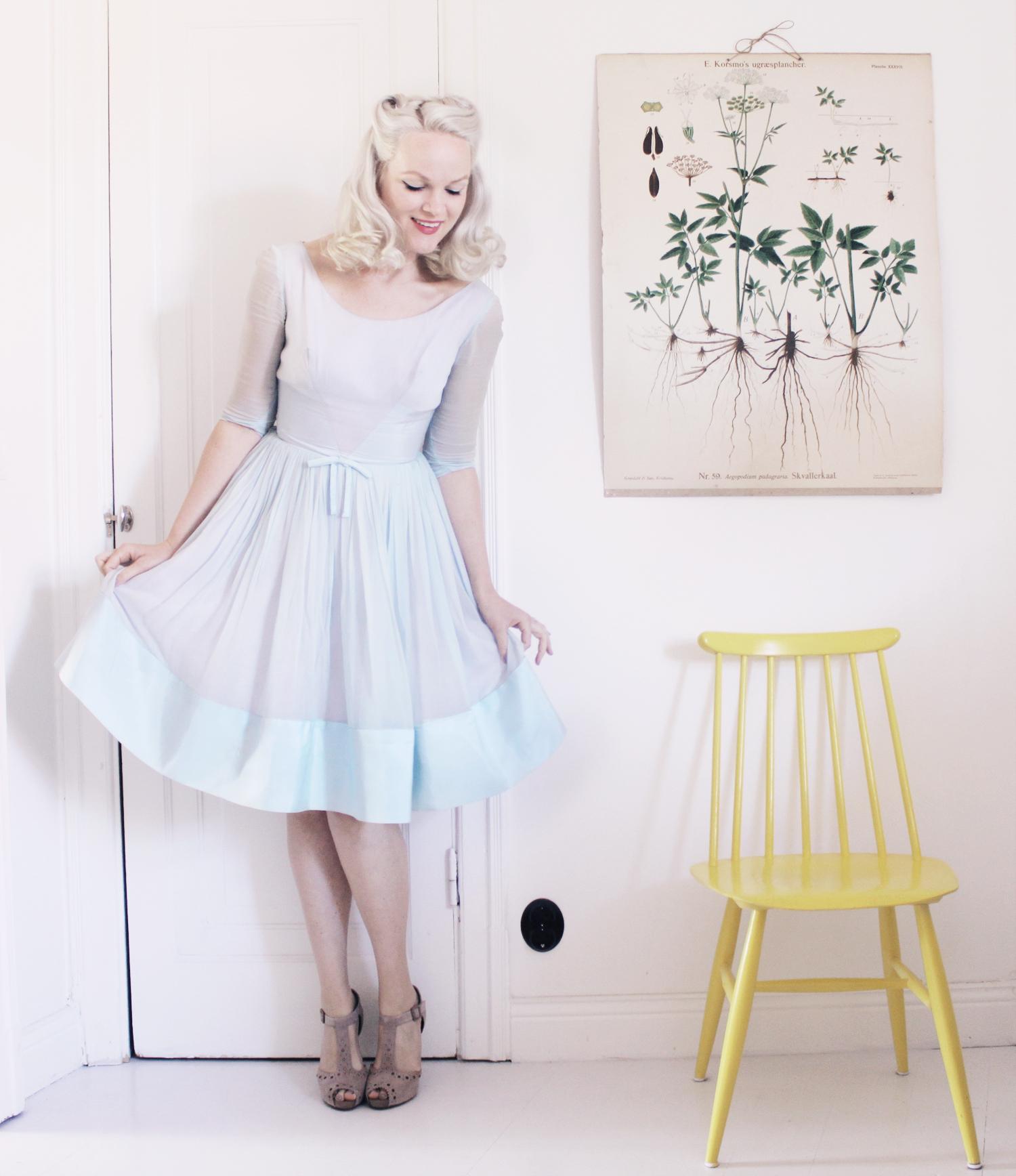 emmas vintageklänning