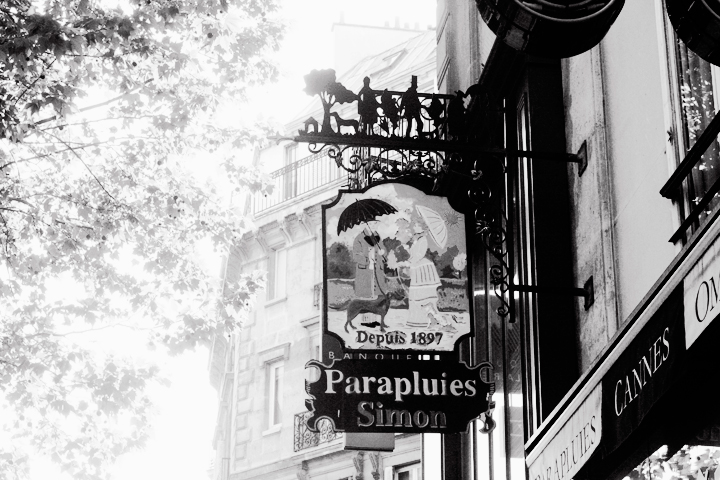 emmas vintage paris shopping guide paraply