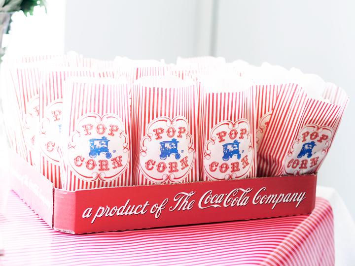 emmas vintage vintageparty popcorn