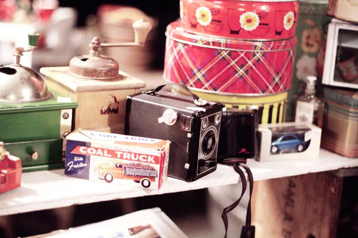 loppis emmas vintage kamera