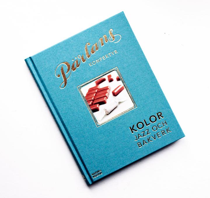 pärlans konfektyr bok