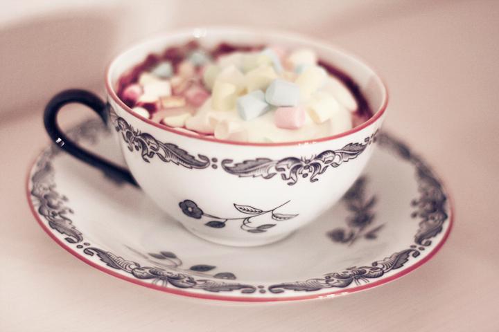 uppsala varm choklad emmas vintage marshmallow