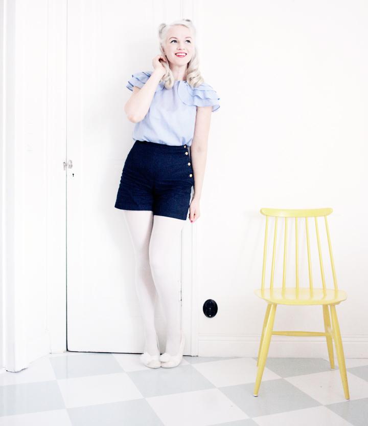emmas vintage shorts