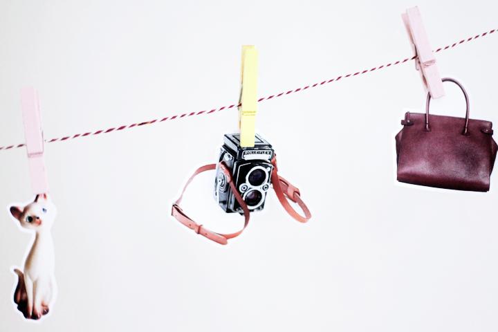 camera strap emmas vintage