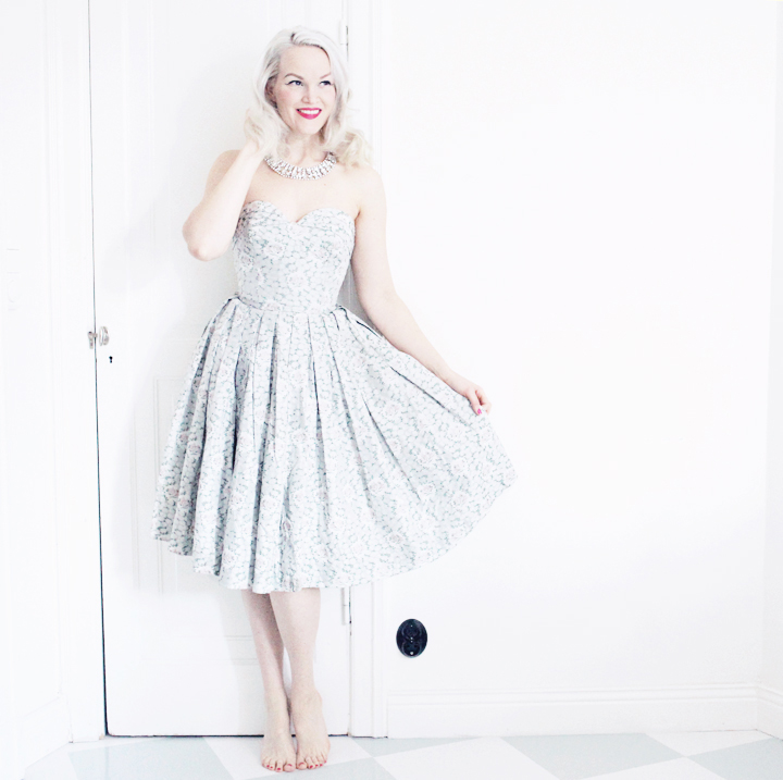 lyckliga gatan dress by emmas vintage