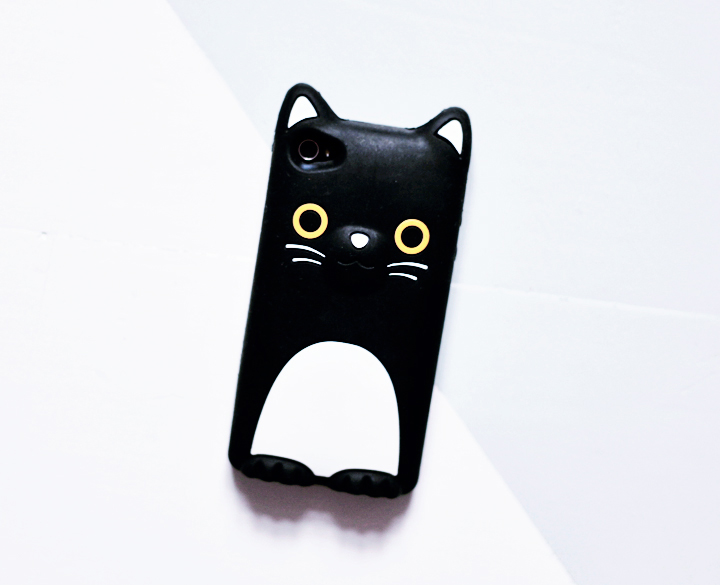 cat iphone by emmas vintage