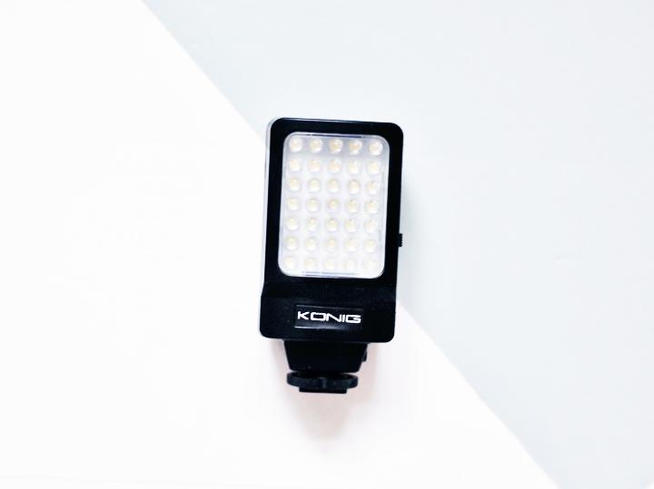 camera flash light blixt