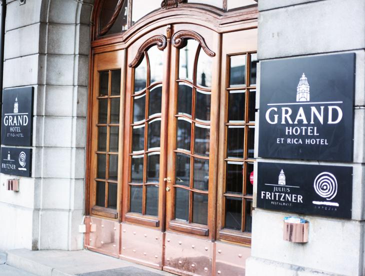 grand hotel by emmas vintage