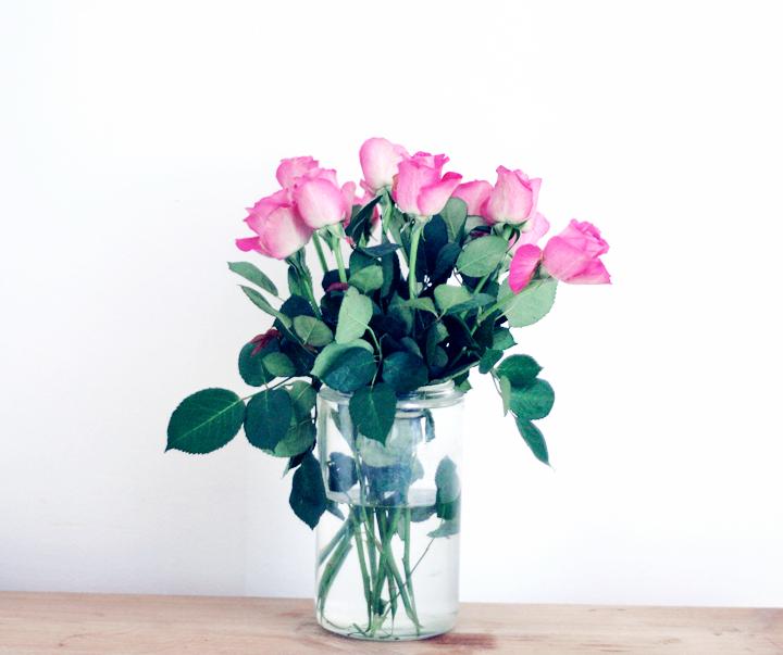 rosor blommor emmas vintage