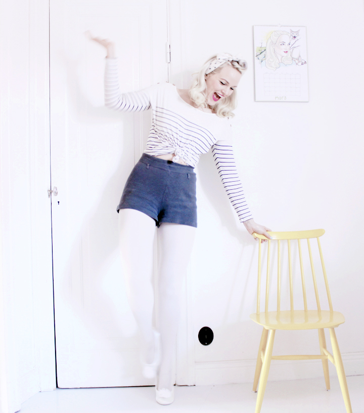 shorts randig emmas vintage