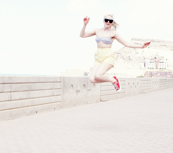 playa del cura gran canaria shorts
