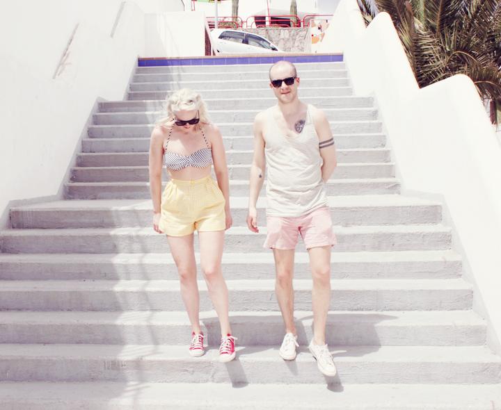 playa del cura shorts bikini