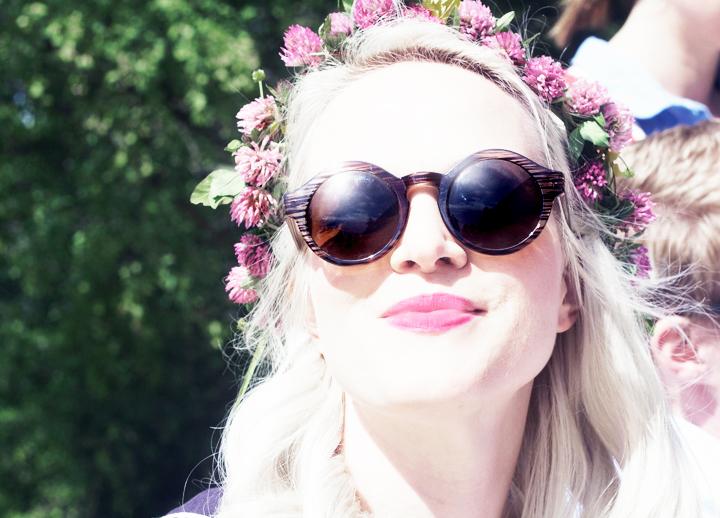 midsommarafton solglasögon by emmas vintage
