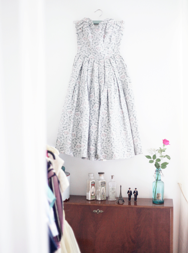 dress bedroom by emmas vintage