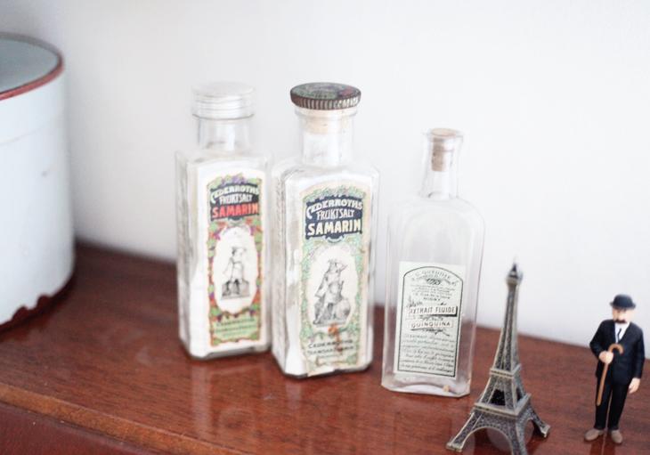 bottles by emmas vintage