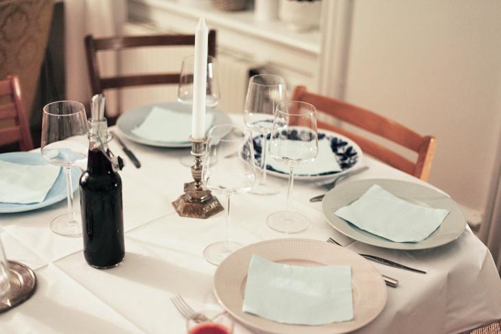 dinner by emmas vintage