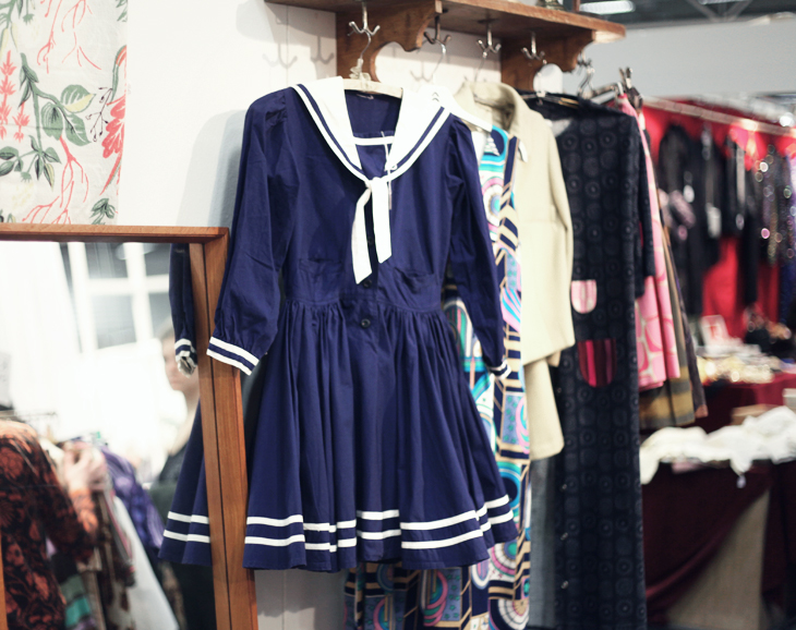sailor dress by emmas vintage