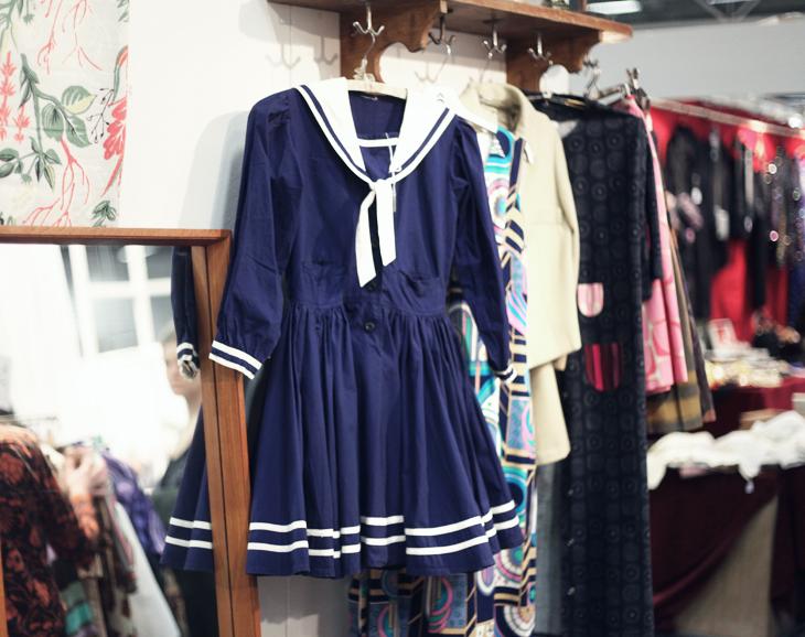 sailor dress by emmas vintage