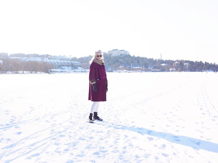 vintage coat winter by emmas vintage