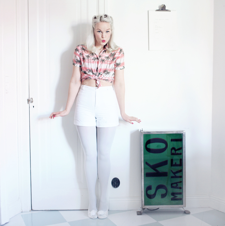 shorts mode by emmas vintage