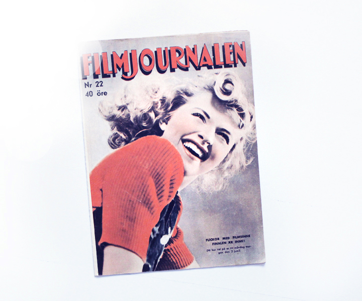 filmjournalen by emmas vintage