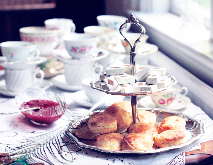 afternoon tea vintageparty by emmas vintage