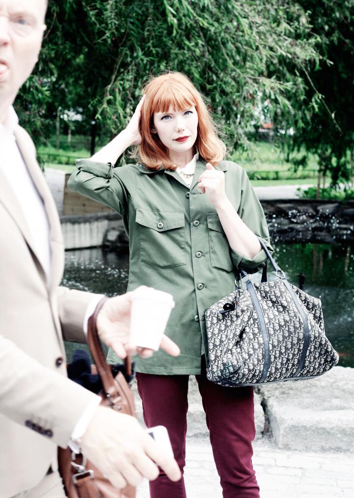 emily dahl berns fashion week by emmas vintage