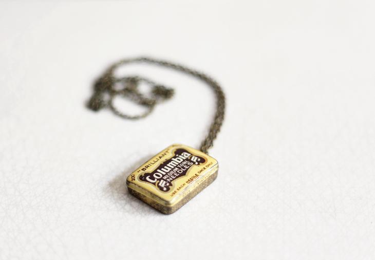 halsband by emmas vintage