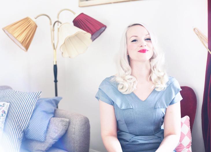 trearmad lampa by emmas vintage