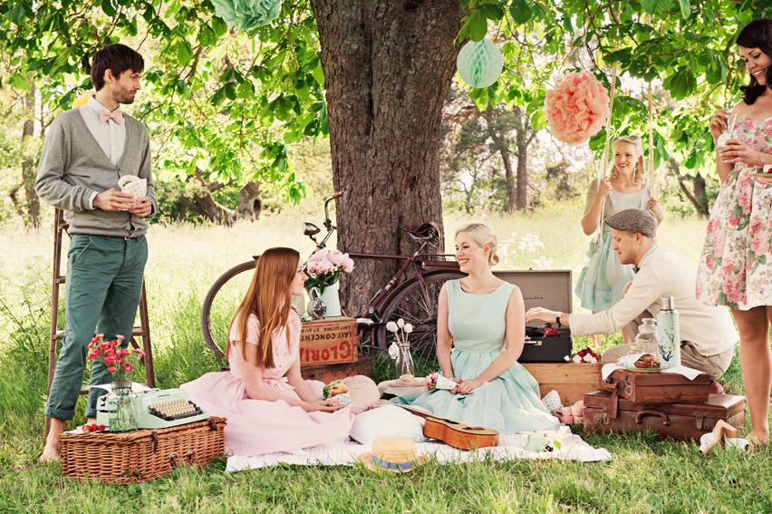 Picknick by Martina Ankarfyr