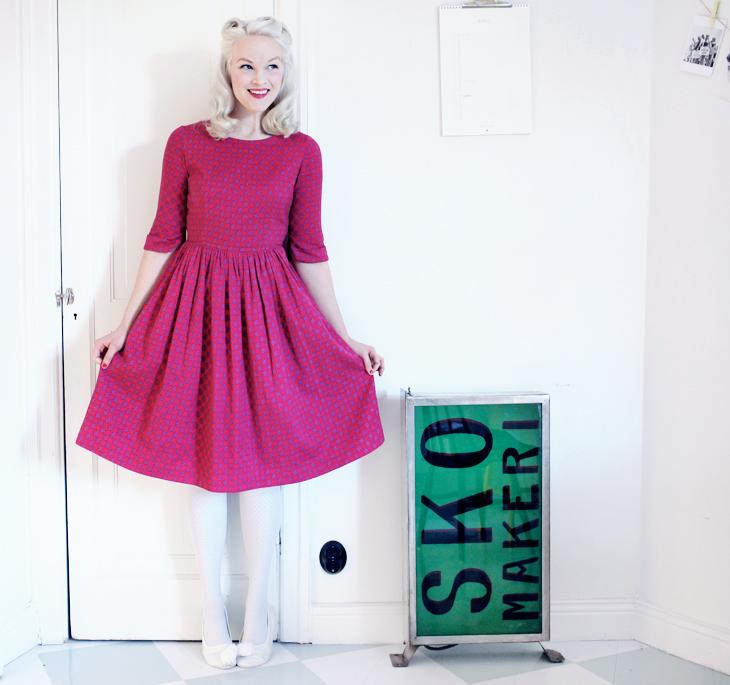 vintage dresses by emma sundh