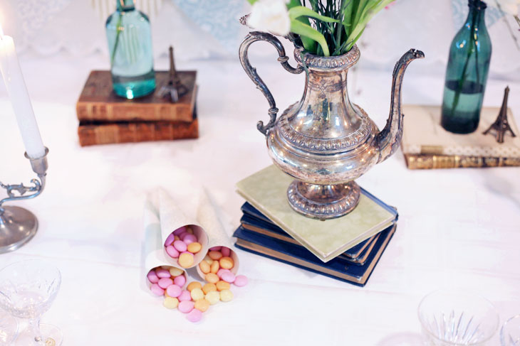 dukning vas vintageparty by emmas vintage
