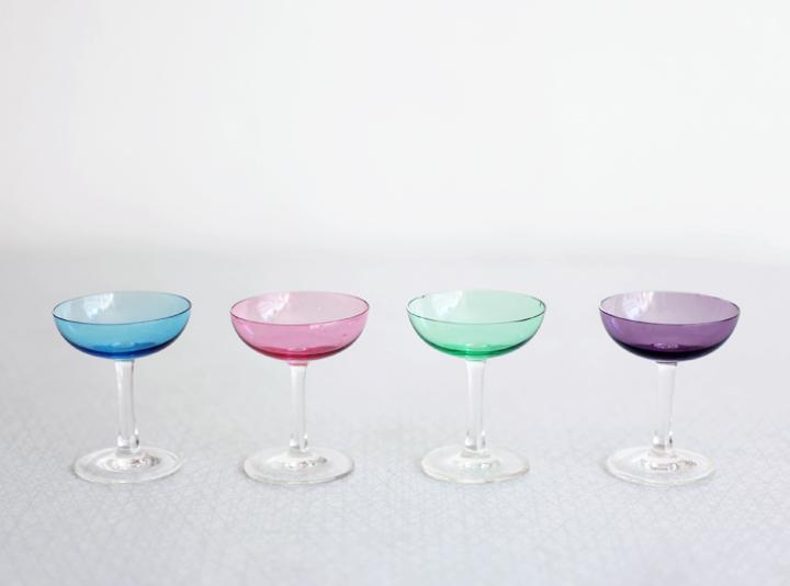 glas retro pastell by emmas vintage