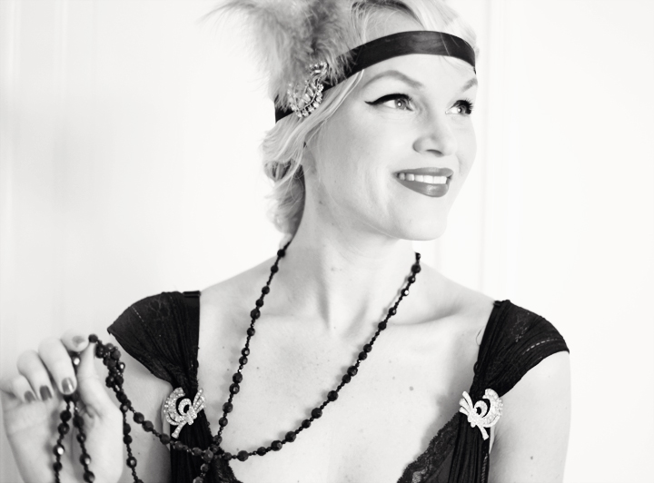 the great gatsby 20's fashion by emmas vintage