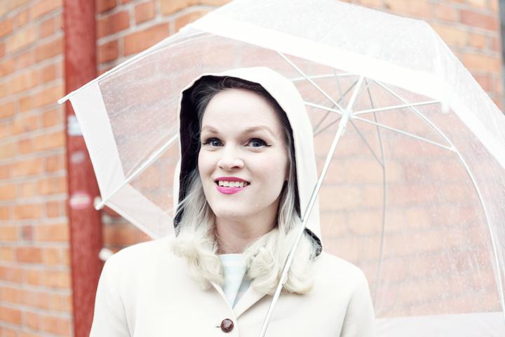 umbrella by emmas vintage