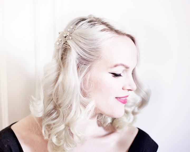 emma sundh blont hår by emmas vintage