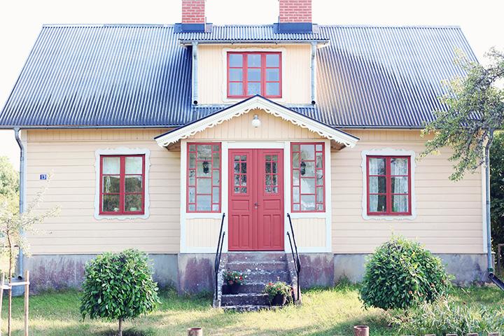 gotland hus by emmas vintage