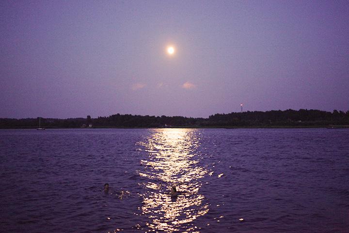 gotland solnedgång by emmas vintage