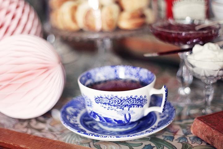 tea party by emmas vintage