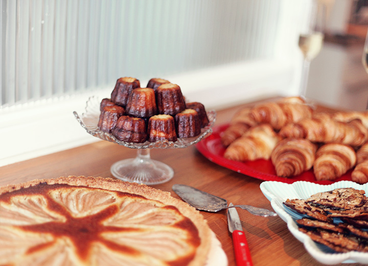 franska bakverk frukost by emmas vintage