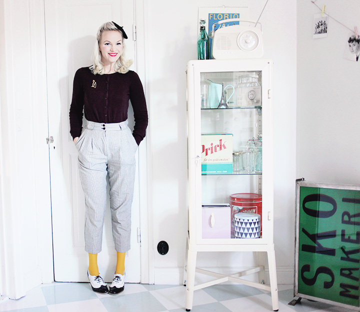 minibasker brogues by emmas vintage