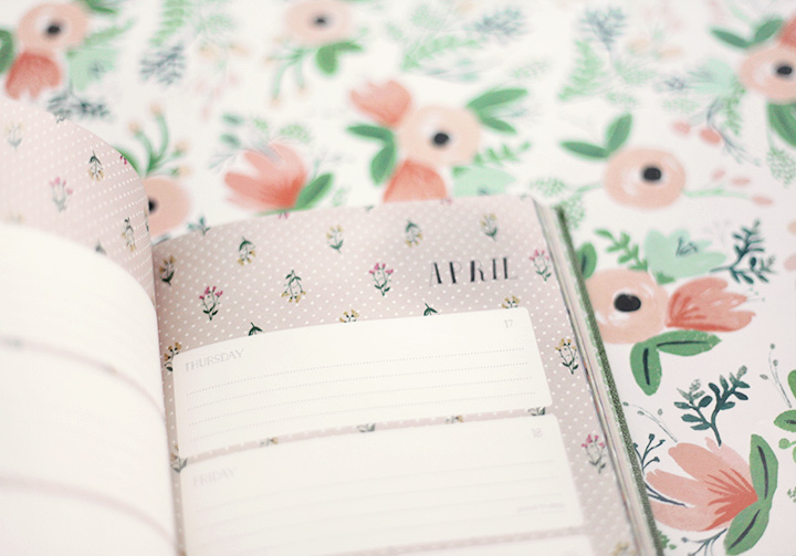 frankie daily journal 2014 by emmas vintage