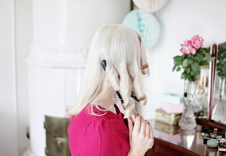 vintage hair style by emmas vintage