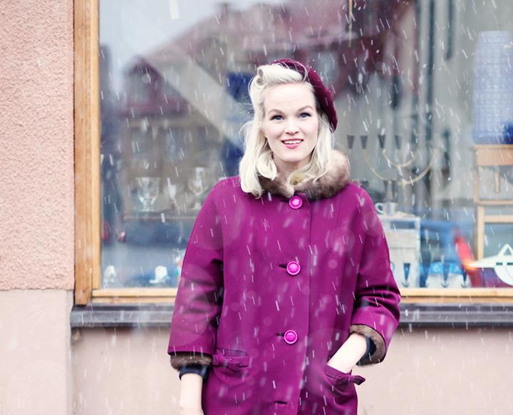 snow by emmas vintage